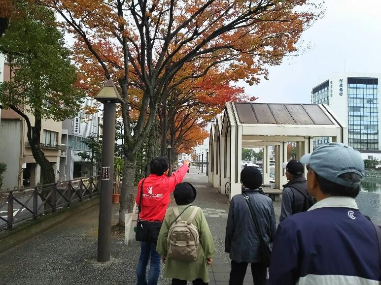 【阿波乃時~AWA NO TOKI~】定番のまち歩きを楽しむ~阿波おどりと旧徳島城庭園(9:30出発)
