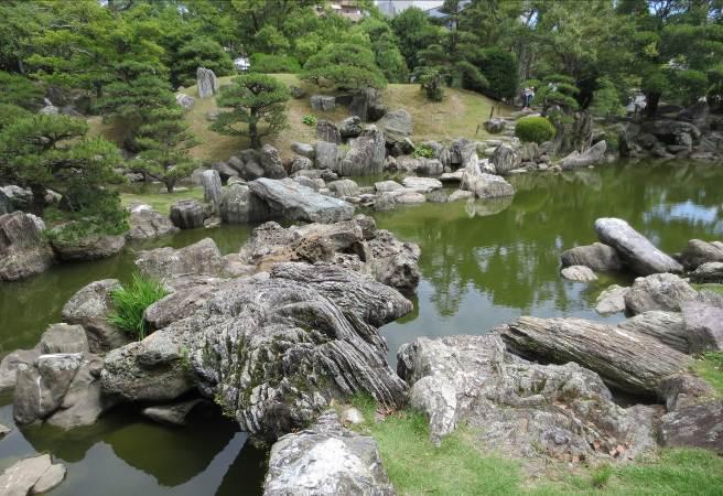 【阿波乃時~AWA NO TOKI~】定番のまち歩きを楽しもう~阿波おどりと旧徳島城庭園(13:30出発)