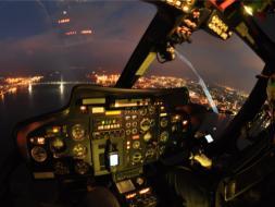 <完全貸し切り>記念日・プロポーズ・誕生日祝いなどにおすすめ!美しい夜景を一望できる横浜・東京都心夜景ヘリコプター遊覧30分コース